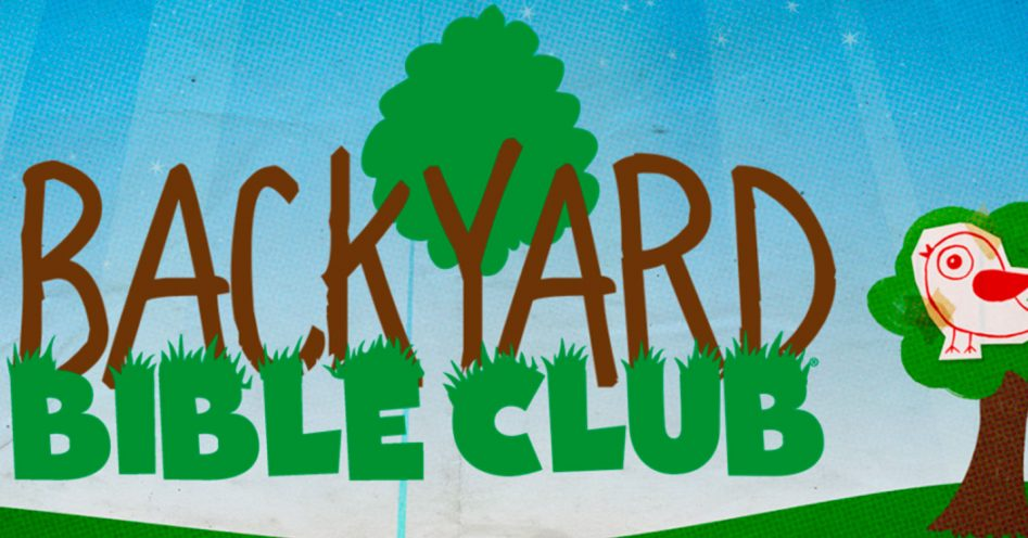 Backyard Bible Clubs 2018