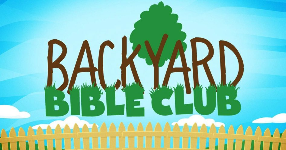 Backyard Bible Clubs