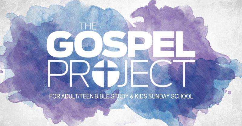 Adult Bible Study 2018-19