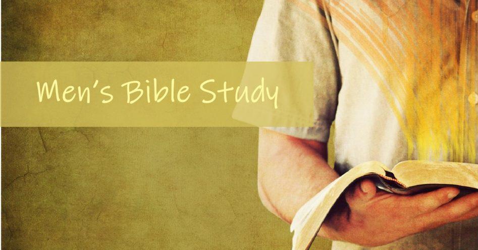 Men's Bible Study 2019-20