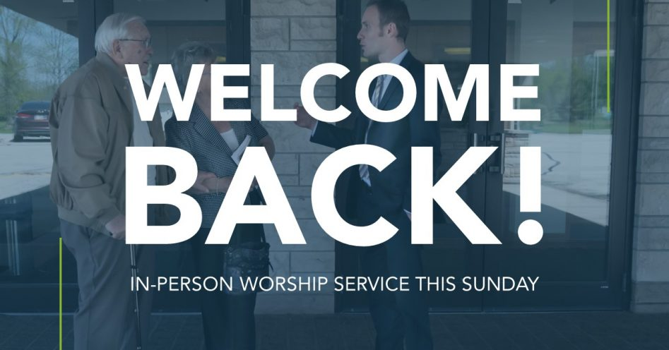 Worship Together This Sunday!